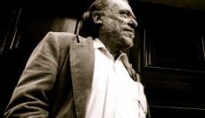 Charles Bukowski proudly HipsterTribed