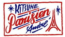 KITSUNE PARISIEN X ANDRE COLLECTION
