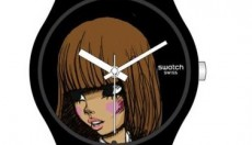 THE SWATCH X FAFI WATCH SERIE