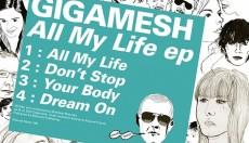 GIMAMESH X KITSUNE - ALL MY LIFE NEW EP