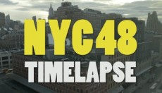 THE NIKON D800 NYC 48 TIMELAPSE
