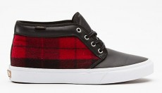VANS - THE FLANNEL CHUKKA BOOT CA
