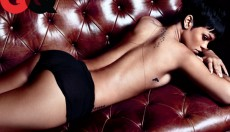 RIHANNA S COVER SHOOT VIDEO GQ